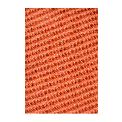 Jute Laminated - Orange A4, 1Sheet
