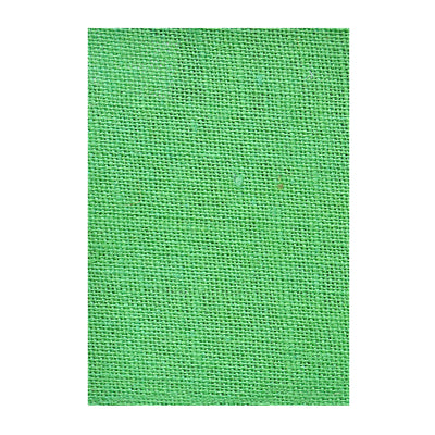 Jute Laminated - Green A4, 1Sheet