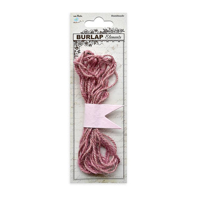 Jute Twine - Light Pink 3mt