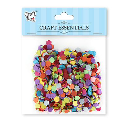 Paper Confetti -Assorted Colour