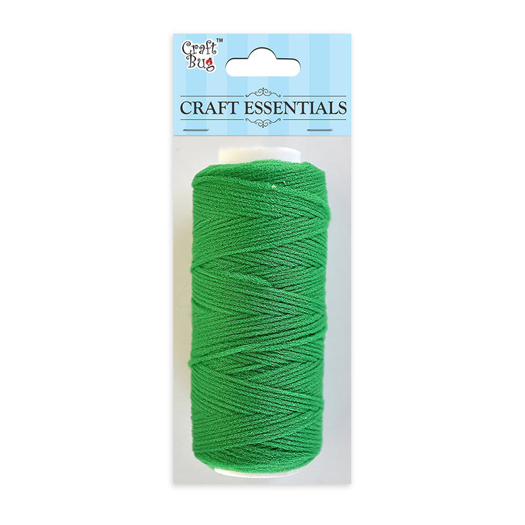 No Knot Thread - Green