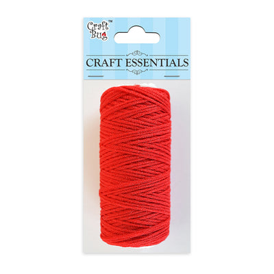 No Knot Thread - Red