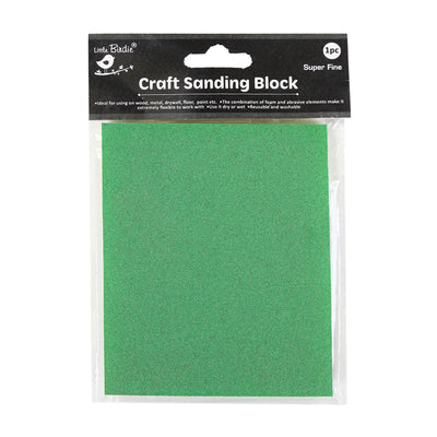 Craft Sanding Block- Super Fine