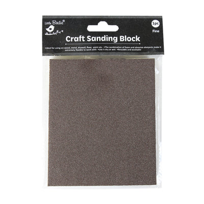 Craft Sanding Block- Fine