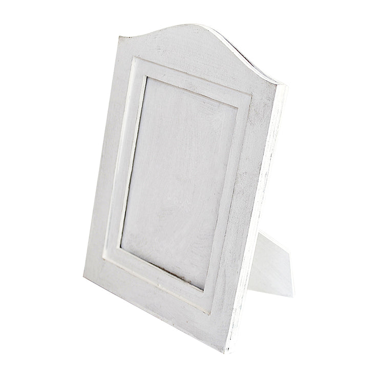 White Washed Alterable- Rectangle Photo Frame