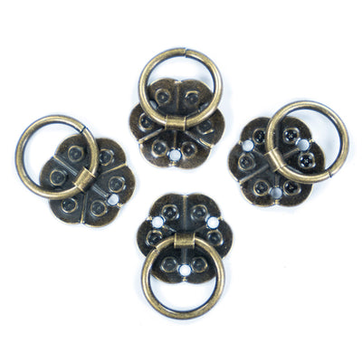 Round Ring Handle- Regal, 4pc