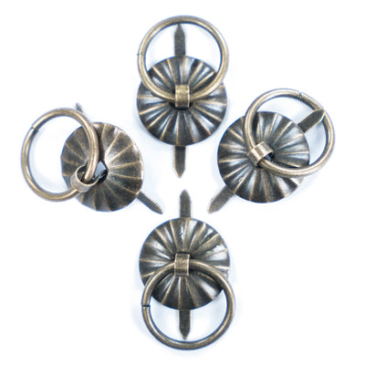 Ring Handle- Classy, 4pc