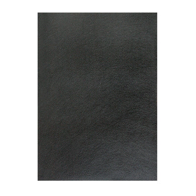 Polyester Felt Sheet A4 size - Black
