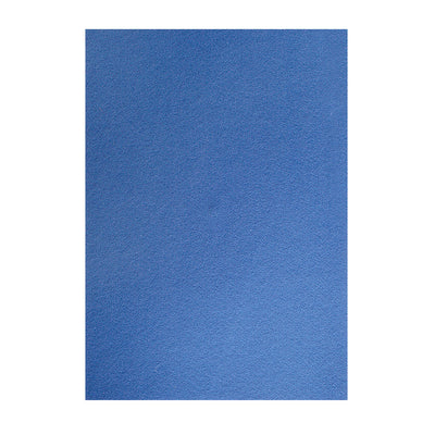 Polyester Felt Sheet A4 size - Royal Blue