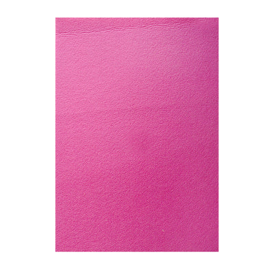 Polyester Felt Sheet A4 size - Hot Pink