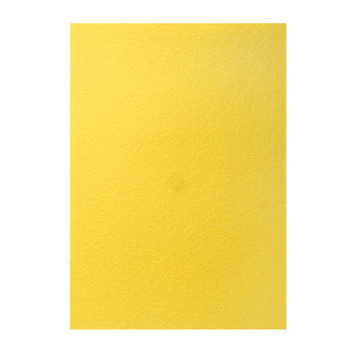 Polyester Felt Sheet A4 size - Bright Yellow