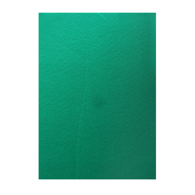 Polyester Felt Sheet A4 size - Emerald Green