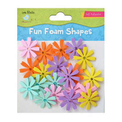 Fun Foam Shapes -Wild Blooms