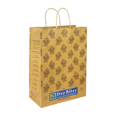 Doodle Craft Paper Bag -12x16inch, 1pc