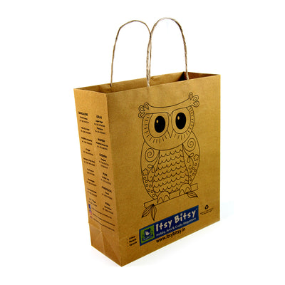 Doodle Craft Paper Bag -10x12inch, 1pc
