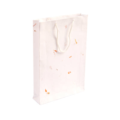 Paper Bag 1pc -Marigold Petals