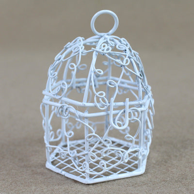 Metal Bird Cage - Small