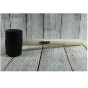 Rubber Mallet With Wooden Handle