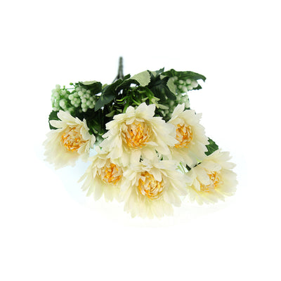 Artificial Chrysanthemum-Off White