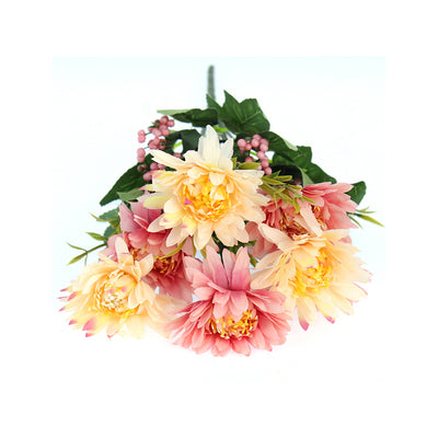 Artificial Chrysanthemum-Pink Blush