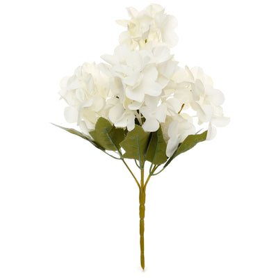 Artificial Flower- Wild Flower, Moonlight, 11inch, 1 Sprig