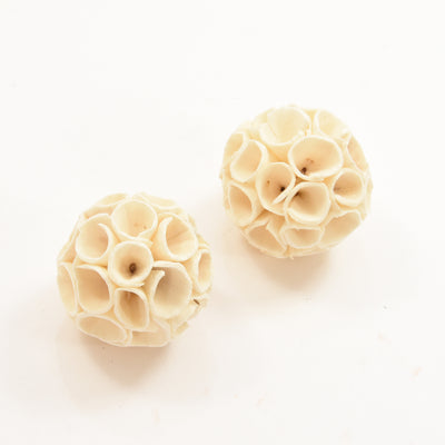Sola Flower- Allium, 6cm, 2pcs