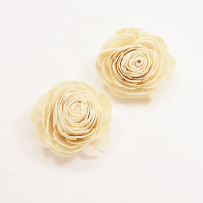 Sola Flower- Rose, 8cm, 2pcs