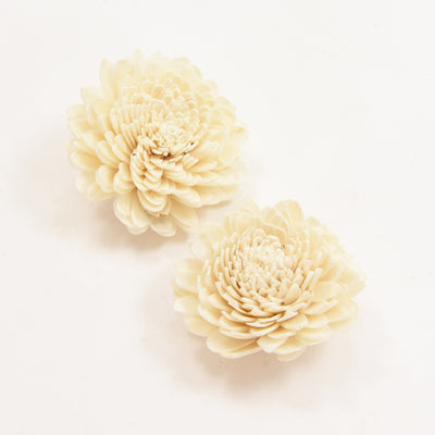 Sola Flower- Chrysanthemum, 6cm, 2pcs