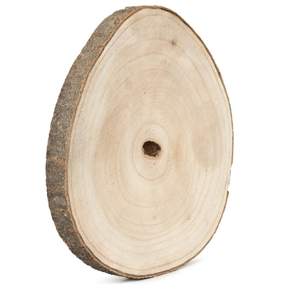 Wooden Disc- 12inch (approx) , 1pc