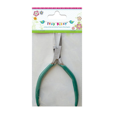 Flat Nose Pliers - Stainless Steel