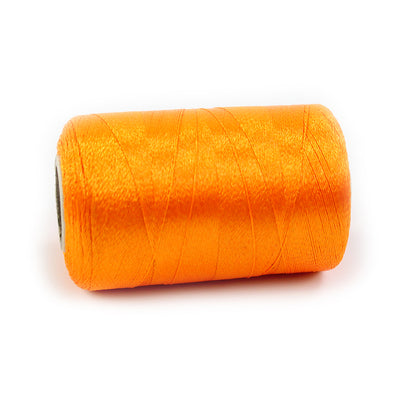 Silk Thread 600mt - Tangerine
