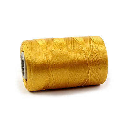 Silk Thread 600mt - Gold