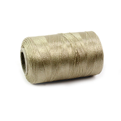 Silk Thread 600mt - Silver Fox