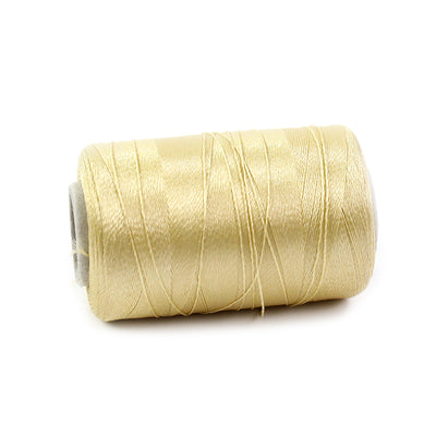 Silk Thread 600mt - Beige
