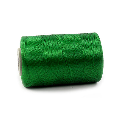 Silk Thread 600mt - Forest Green