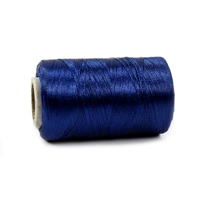 Silk Thread 600mt - Midnight Blue