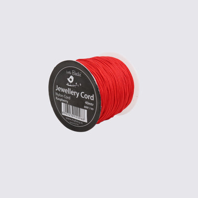 Nylon Cord Raspberry - 40mtrs, 1Roll