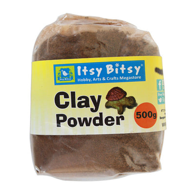 Natural Clay Powder 500gm