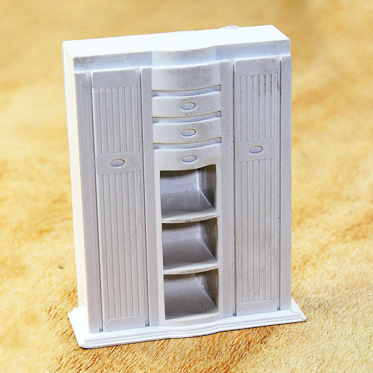 Miniature Wardrobe- 8cm, 1pc