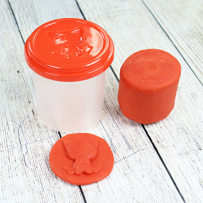 Modelling Clay In Container - Red