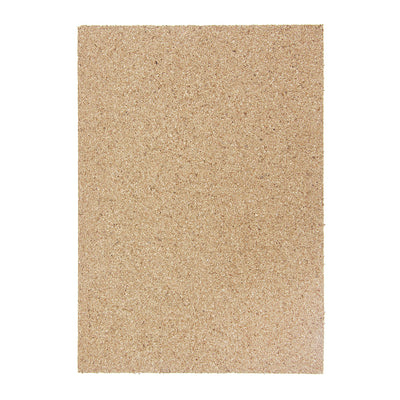 Softwood Board- Brown- A5size, 1pc