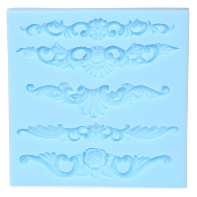 Silicon Mould - Decor Flourish