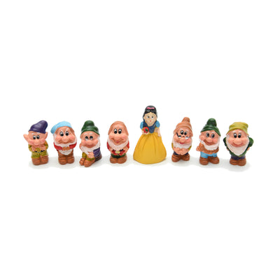 Miniatures Snow White & Seven Dwarfs- 1pc
