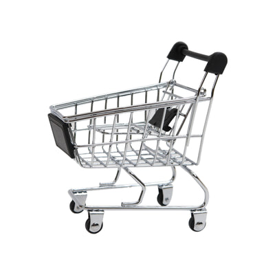 Mini Shopping Trolley - 1pc
