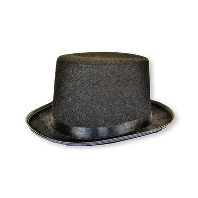 Felt Top Hat - Black