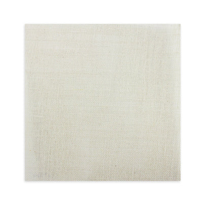 Plain Burlap 12X12 - Cream