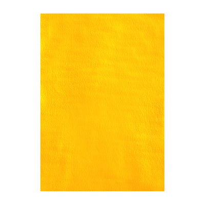 Premium Soft Felt Sheet A4 size - Bright Yellow