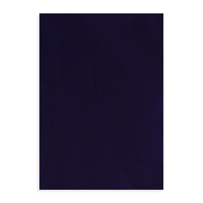 Premium Soft Felt Sheet A4 size - Royal Blue