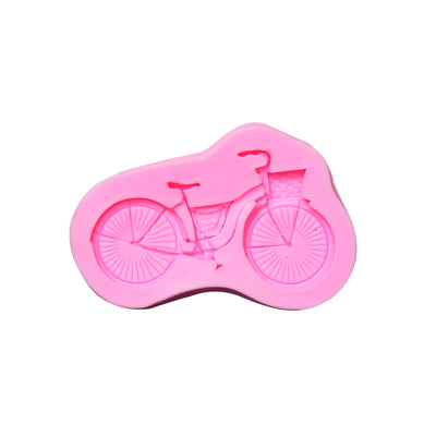Silicone Mould  Bicycle