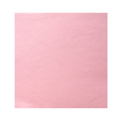Handmade Paper 12X12 inch- Rose Pink